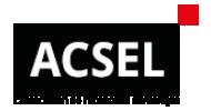 Logo ACSEL