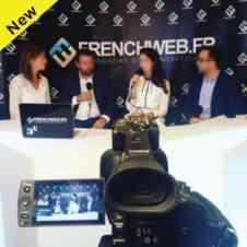 Newsroom Frenchweb sur Paris Retail Week