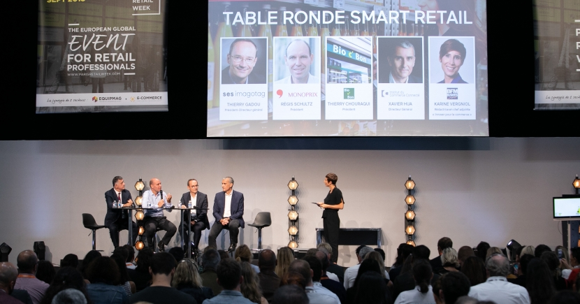 Conférences Paris Retail Week 2019