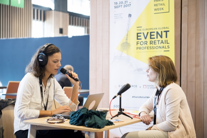 Les interviews exposants 2018