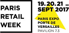 Bloc logo Paris Retail Week 2017 EN