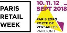 Bloc logo Paris Retail Week 2018 EN